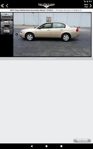 Car-Part.com Used Auto Parts 2.11.010 Screenshots 6