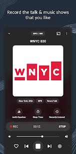 VRadio – Online Radio Player  MOD APK 2.0.7 (PRO Unlocked) Radio Recorder 4