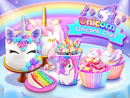 Unicorn Chef: Cooking Games for Girls 5.0 screenshots 5