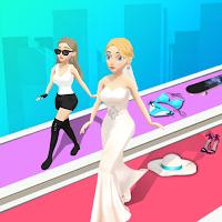 Fashion Model Catwalk