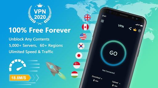 VPN Free – Unlimited Proxy & Fast Unblock Master