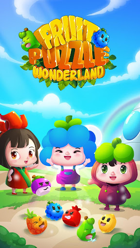 Fruit Puzzle Wonderland  screenshots 17