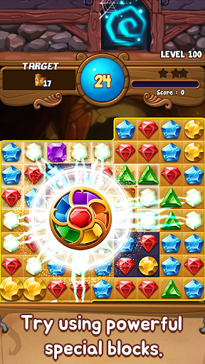 Jewels Time : Endless match 2.12.3 screenshots 1