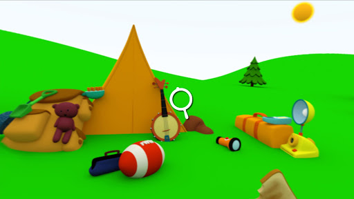 Pocoyo and the Mystery of the Hidden Objects  screenshots 11