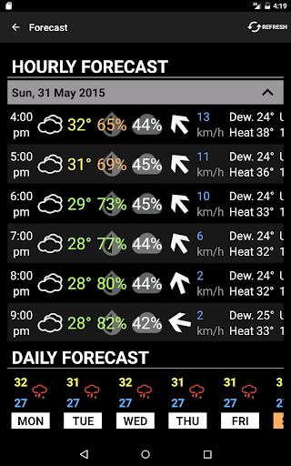 SG Weather 4.23 Screenshots 4