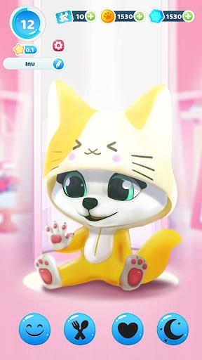 Inu the cute Shiba - virtual pup games  screenshots 3