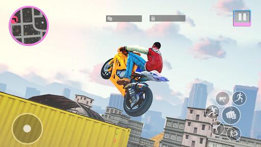 Grand City Robbery Crime Mafia Gangster Kill Game 1.7 Screenshots 7