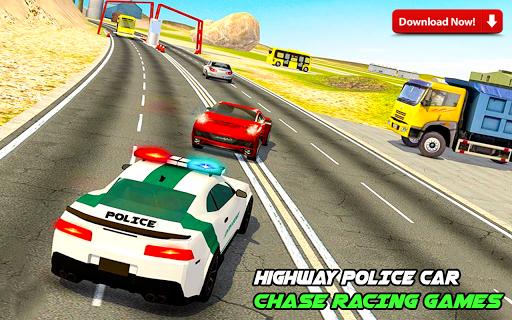 Highway Police Car Racing & Ambulance Rescue 1.3 screenshots 3
