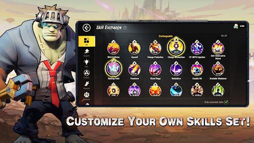 War of Fury apkdebit screenshots 4