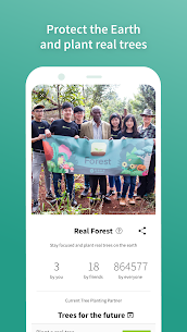 Forest: Stay focused 4.28.1 MOD APK [PREMIUM UNLOCKED] 5
