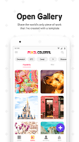 Pixel ColorFil: Color by Number Free Coloring Book