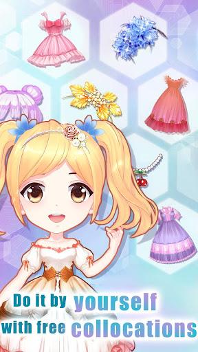 ud83dudc78ud83dudc9dAnime Princess Makeup - Beauty in Fairytale 2.6.5038 screenshots 3