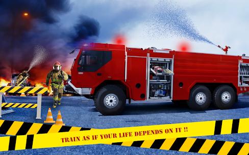 Firefighter Emergency Rescue Hero 911 4