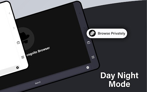 Incognito Browser Pro - Complete Private Browser Screenshot