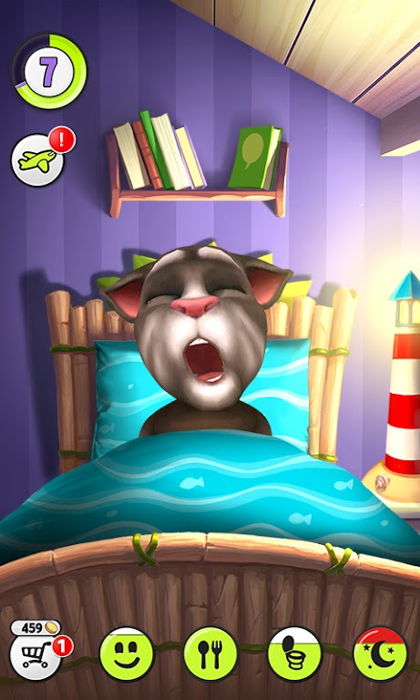 My Talking Tom  poster 2