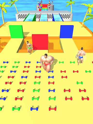 Muscle Race 3D apkdebit screenshots 9