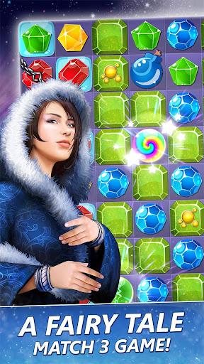 Season Match 3 Games 🔮 Bejeweled Puzzle & Quest apktreat screenshots 1