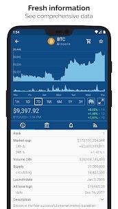 Crypto App Pro MOD APK – Widgets, Alerts, News, Bitcoin Prices 4
