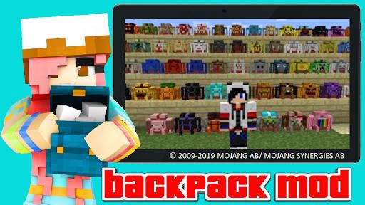 Backpack mod 80.5 screenshots 2
