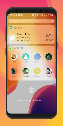 Launcher iOS 14 1.3.12 Screenshots 6