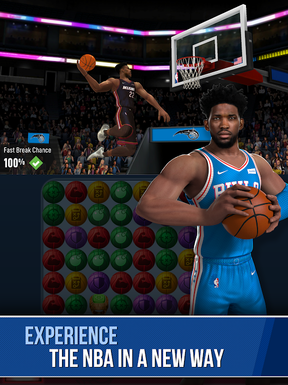 NBA Ball Stars: Play with your Favorite NBA Stars poster 6