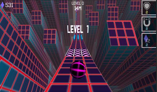 Going Balls Neon!!  screenshots 2