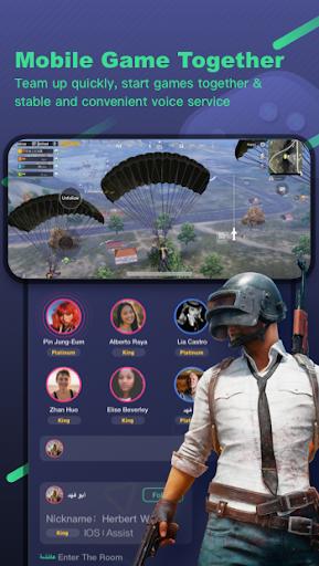 Kafu - Friends, Voice, &Gaming apktram screenshots 2