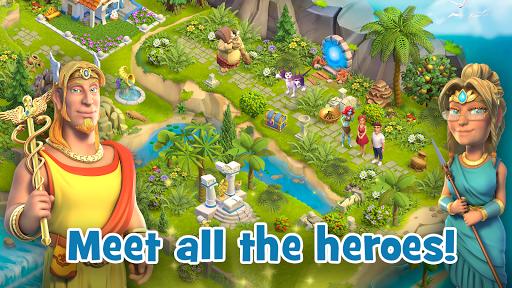 Land of Legends: Building games. Build your city apktram screenshots 22