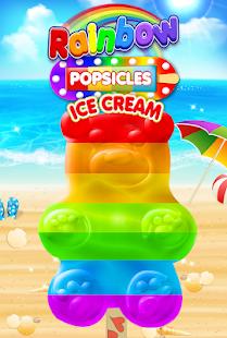 Rainbow Ice Cream & Popsicles 3.1 screenshots 2