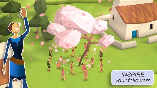Godus MOD APK Download (Unlimited Gems & Belief) For Android 3