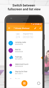 Exercise Timer Premium MOD APK 2
