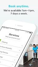 Handy - Book home services screenshot thumbnail