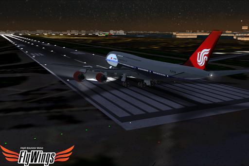 Flight Simulator Night - Fly Over New York NY 1.0.1 screenshots 3