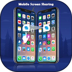 Screen TalkRemote Mobile Screen Sharing 1.0 by Kentucky RMT Tech logo