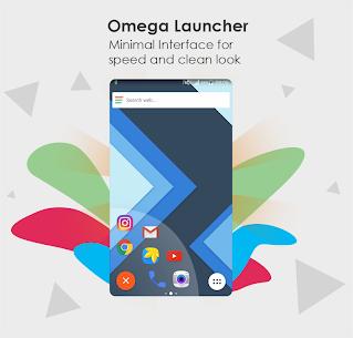 Marshmallow Launcher: Omega MOD APK 1
