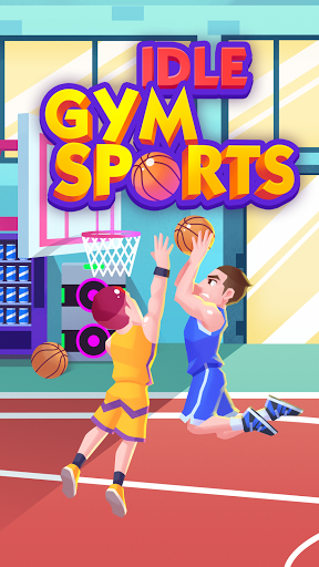Idle GYM Sports - Fitness Workout Simulator Game  screenshots 1
