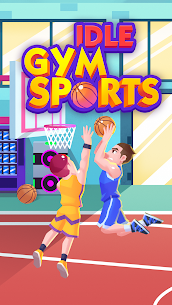 Idle GYM Sports APK + MOD (Unlimited Money) 1