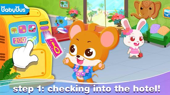 Baby Pandau2019s Summer: Vacation 8.57.00.00 Screenshots 1