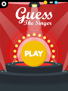 Guess The Singer - Music Quiz Game