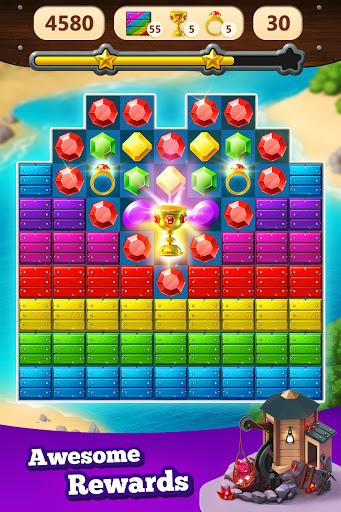 Jewel Rush - Free Match 3 & Puzzle Game 2.3.2 screenshots 5