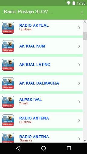 radio postaje slovenija screenshot 2