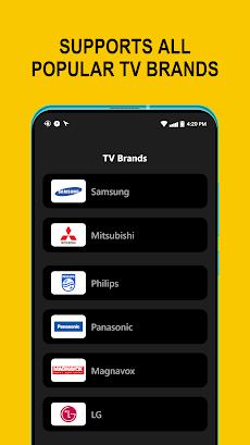すべてのテレビとエアコン用のユニバーサルリモコン-無料のおすすめ画像4