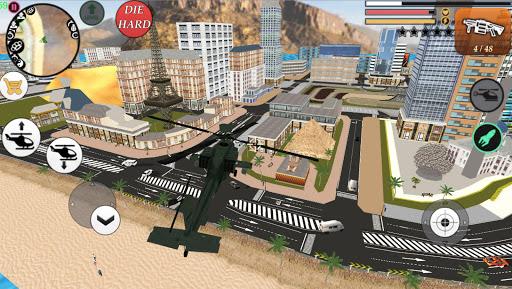 Vegas Crime Rope Hero Simulator 1.4 Screenshots 3