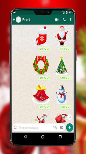 Christmas Stickers 2020 for Whatsapp 2.0 Screenshots 2