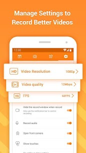 DU Recorder – Screen Recorder MOD (Premium) 5