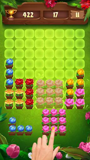 Block Puzzle Gardens - Free Block Puzzle Games  screenshots 8