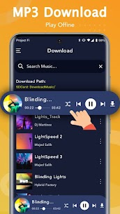 Free Music Downloader – Mp3 Music Download Player 3