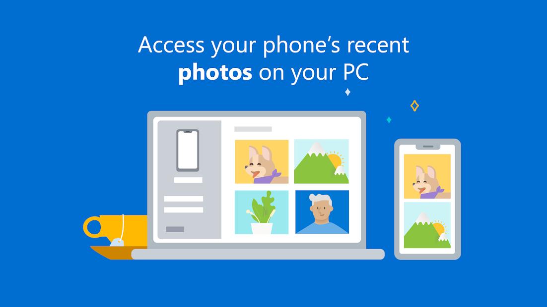 Your Phone Companion - Link to Windows screenshot 4