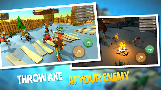AXE.IO - Brutal Survival Battleground 1.6.3 screenshots 4
