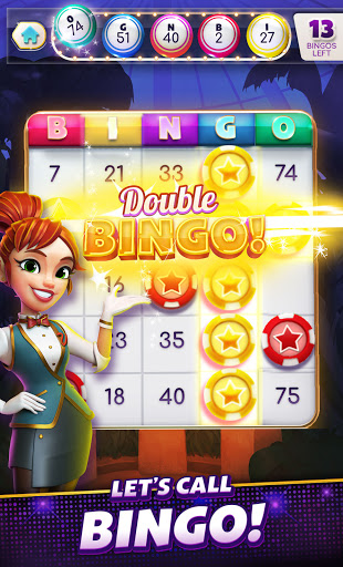 myVEGAS BINGO - Social Casino & Fun Bingo Games!  screenshots 1